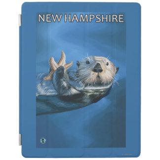 New HampshireSea Otter Scene iPad Cover