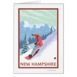 New HampshireSnowboarder Scene Card