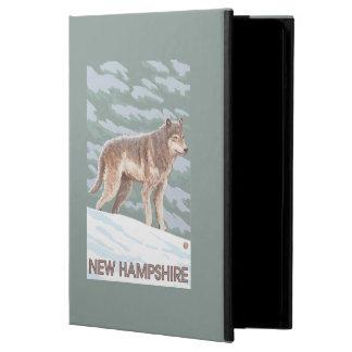 New HampshireWolf Scene Case For iPad Air