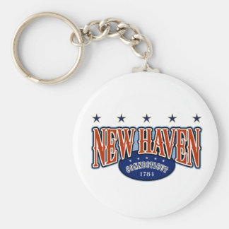 New Haven 1784 Key Ring