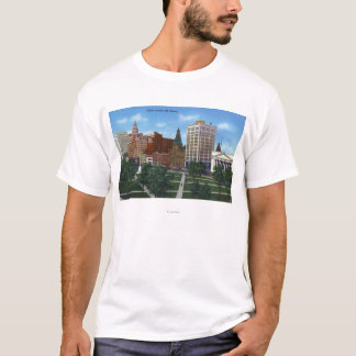 New Haven, CTView from across the Green T-Shirt