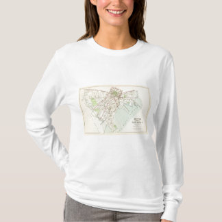 New Haven Map T-Shirt