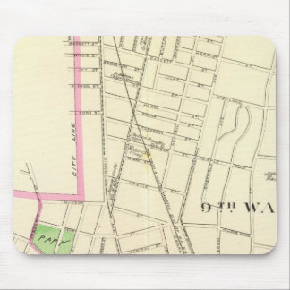 New Haven N Mouse Mat