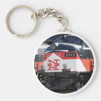 New Haven Railroad, C-DOT FL 9M 2026 Keychain