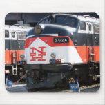 New Haven Railroad ( C- DOT ) FL 9M 2026 Mouse Pad