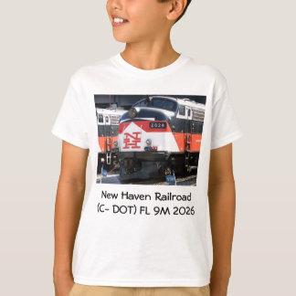New Haven Railroad ( C- DOT ) FL 9M 2026 T Shirts