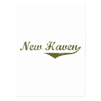 New Haven  Revolution t shirts Postcard
