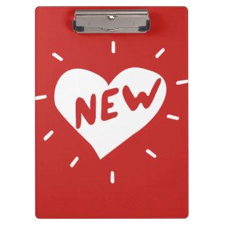 New Heart  / Clipboard