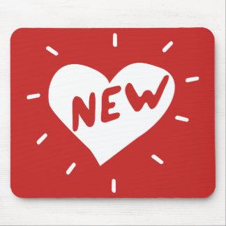 New Heart / Mousepad
