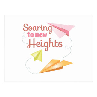 New Heights Postcard