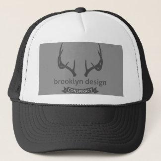 new holiday bdc trucker hat