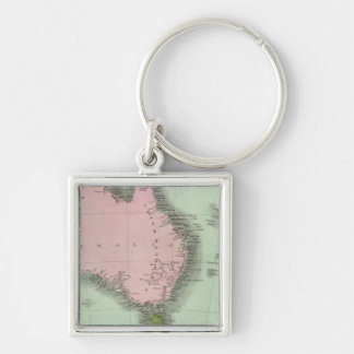 New Holland And New Zealand Keychain