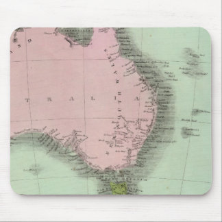 New Holland And New Zealand Mouse Mat