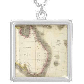 New Holland, Asiatic isles Silver Plated Necklace