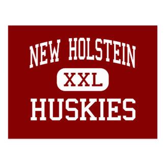 New Holstein - Huskies - Elementary - New Holstein Postcard