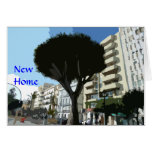 New Home - Apartment / Flat) Greeting Card