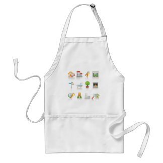 New Home Aprons