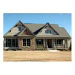 new home for sale business cards
