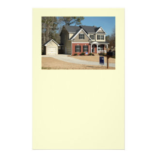 new home for sale 14 cm x 21.5 cm flyer