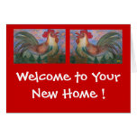 New Home - Housewarming Card by SRF