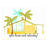 New Home in the Palms Postcard