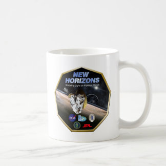 New Horizons Mission To Pluto! Coffee Mug