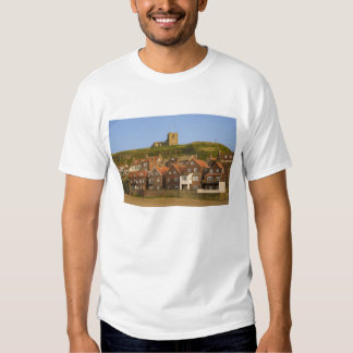 New housing and St Margarets church, Whitby, T Shirt