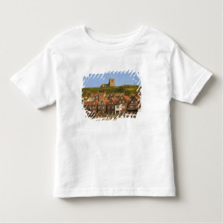 New housing and St Margarets church, Whitby, Toddler T-Shirt