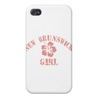 New Iberia Pink Girl iPhone 4 Covers