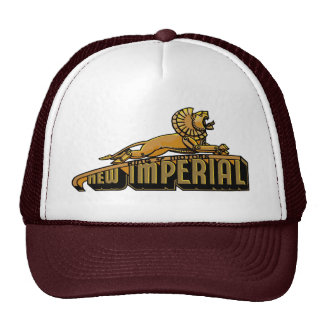 New Imperial vintage motorcycles Cap