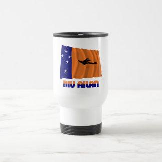 New Ireland Province Waving Flag Coffee Mugs