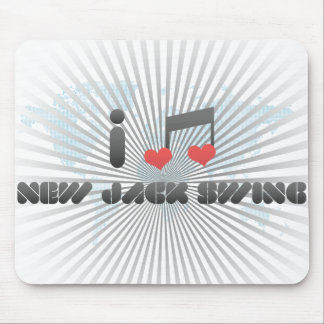 New Jack Swing Mouse Pads