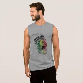 New Jamaican product called BogWyah Sleeveless Shirt