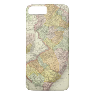 New Jersey 10 iPhone 8 Plus/7 Plus Case
