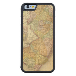 New Jersey 10 Maple iPhone 6 Bumper Case
