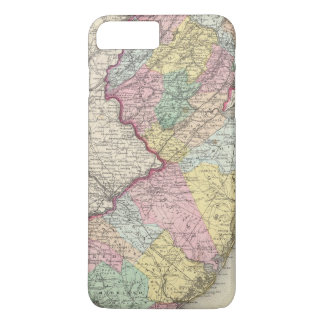 New Jersey 2 iPhone 8 Plus/7 Plus Case