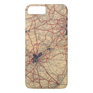 New Jersey 6 iPhone 8 Plus/7 Plus Case