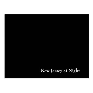 New Jersey at Night Postcards