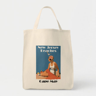 New Jersey Beaches ~ Cape May Tote Bag