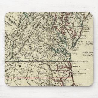 New Jersey, Delaware, Virginia, North Carolina Mouse Mat