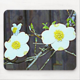 New Jersey Dogwood Mouse Pad