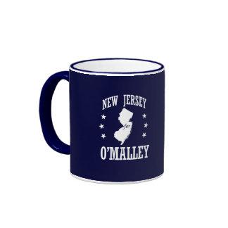 NEW JERSEY FOR O'MALLEY RINGER MUG
