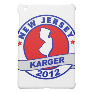 New Jersey Fred Karger Case For The iPad Mini