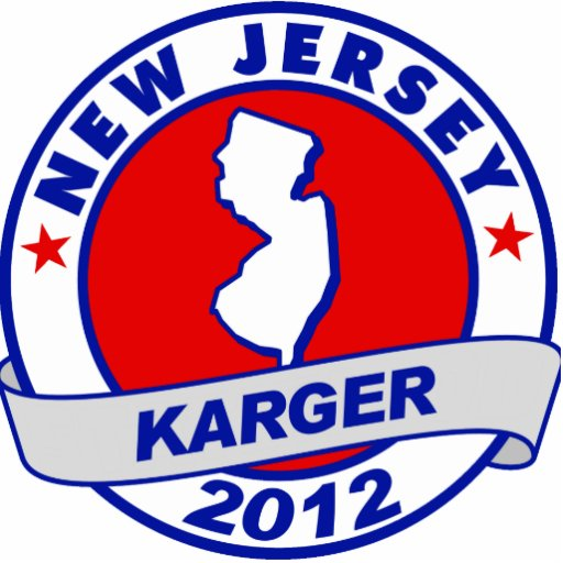 New Jersey Fred Karger Photo Sculptures