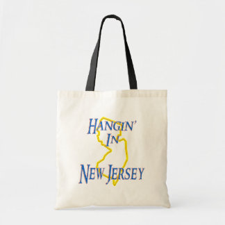 New Jersey - Hangin' Budget Tote Bag