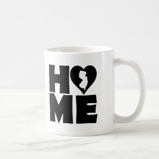 New Jersey Home Heart State Mug or Travel Mug