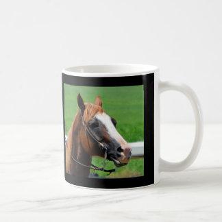 New Jersey Horse Basic White Mug