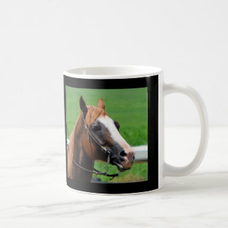 New Jersey Horse Coffee Mug