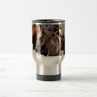 New Jersey Horse Travel Mug