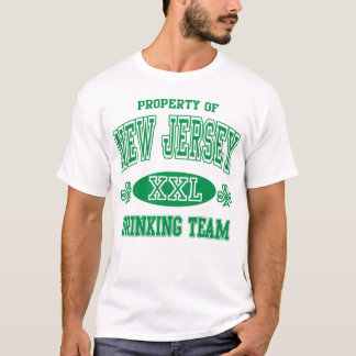 New Jersey Irish Drinking Team T-Shirt